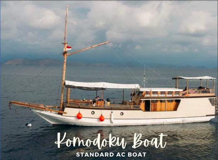 Komodoku Boat - Standard AC Boat